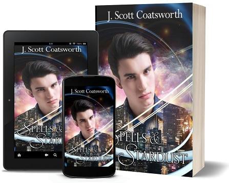 J. Scott Coatsworth - Spells & Stardust 3d Promo