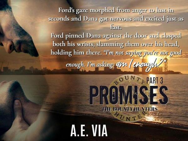 A.E. Via - Promises 3 Teaser 3