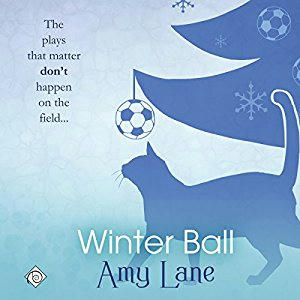 Amy Lane - Winter Ball Cover Audio