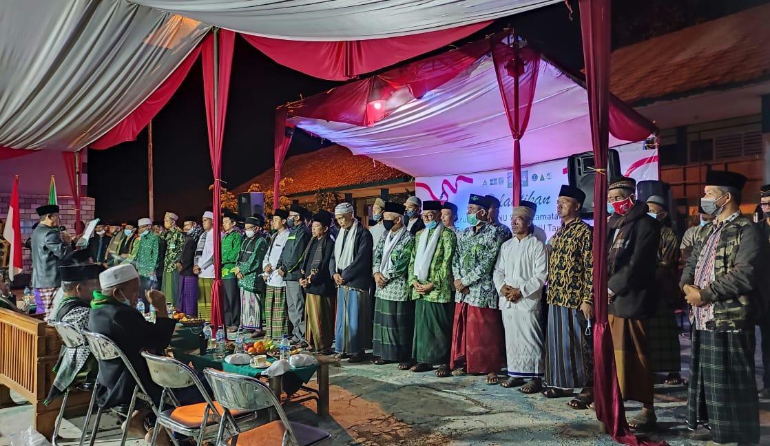 Pengurus Ranting NU Se-Kecamatan Tamansari Resmi Dilantik