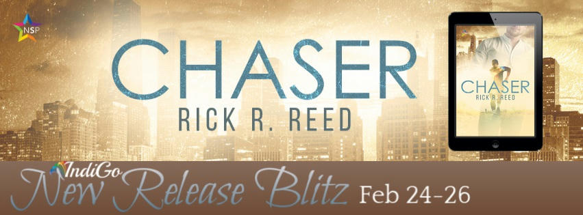 Rick R. Reed - Chaser RB Banner