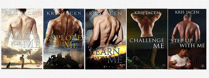 Kris Jacen - With Me series banner