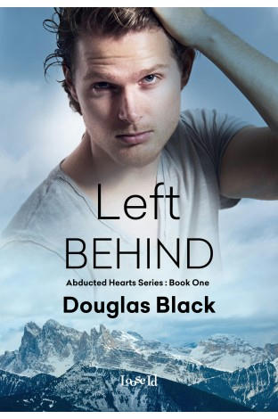 Douglas Black - Left Behind Cover