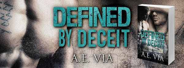 A.E. Via - Defined by Deceit Banner S