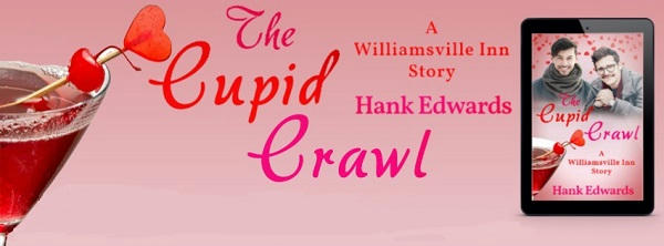 Hank Edwards - The Cupid Crawl Banner