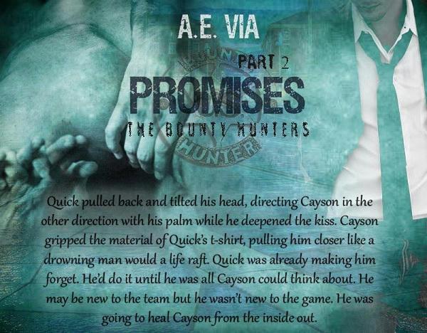 A.E. Via - Promises 2 Audio Promo 2