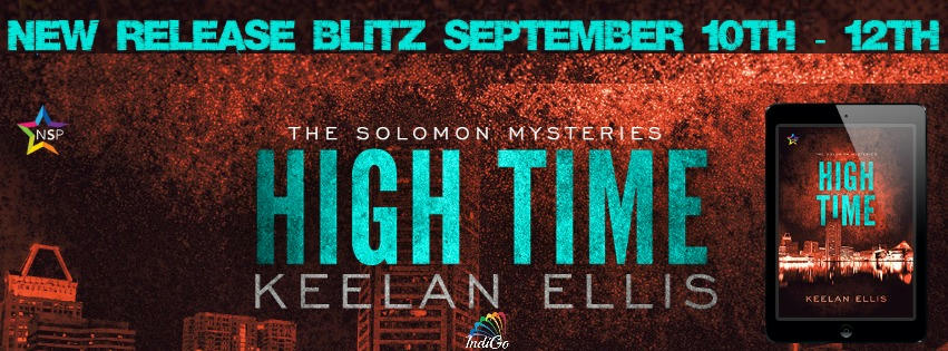 Keelan Ellis - High Time RB Banner