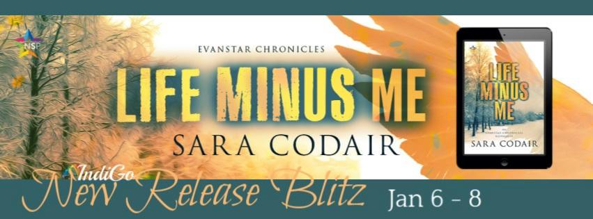 Sara Codair - Life Minus Me RB Banner