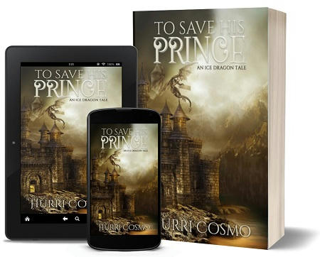 Hurri Cosmo - To Save His Prince 3d Promo