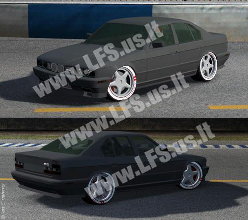 FZ - BMW M5 E34
