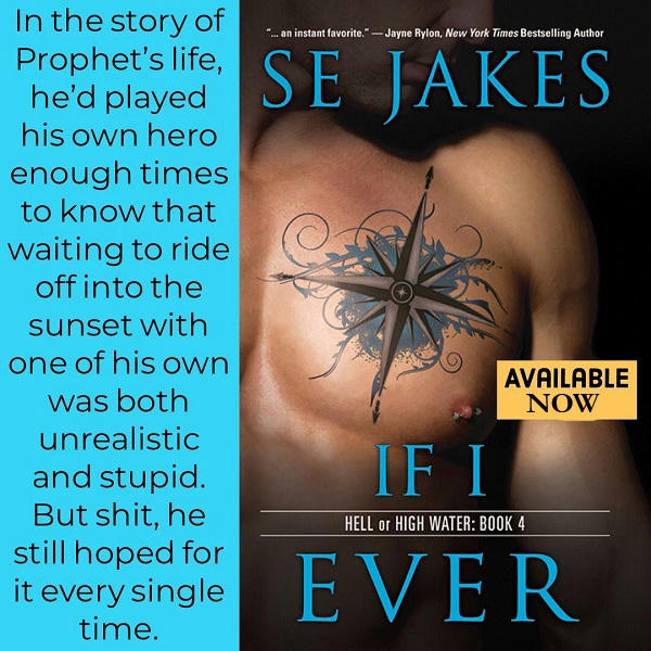 S.E. Jakes - If I Ever Promo 1