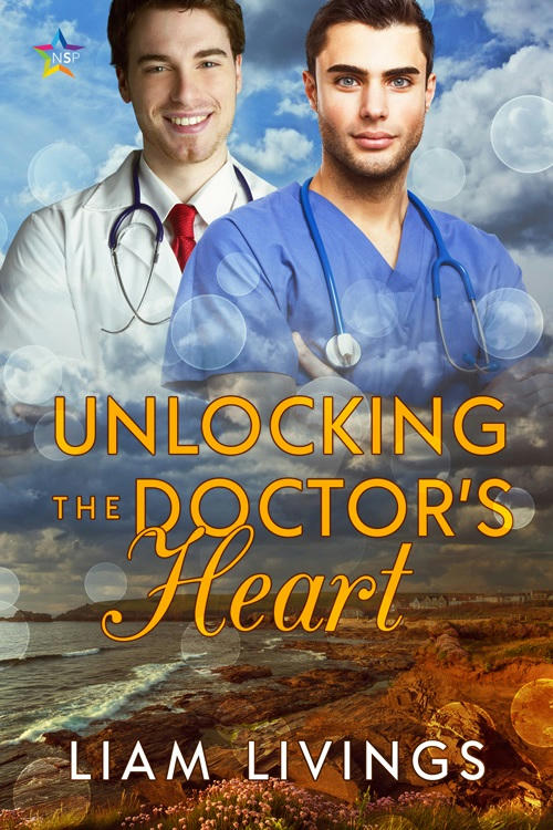 Liam Livings - Unlocking the Doctor's Heart Cover