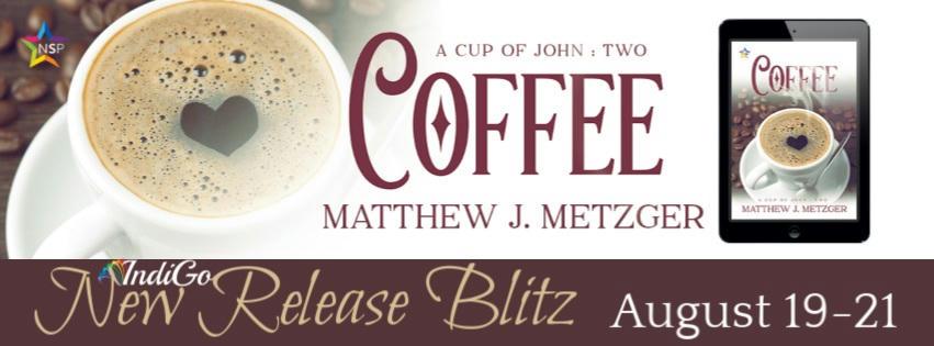 Matthew J. Metzger - Coffee RB Banner