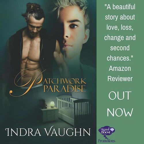 Indra Vaughn - Patchwork Paradise InstaPromo