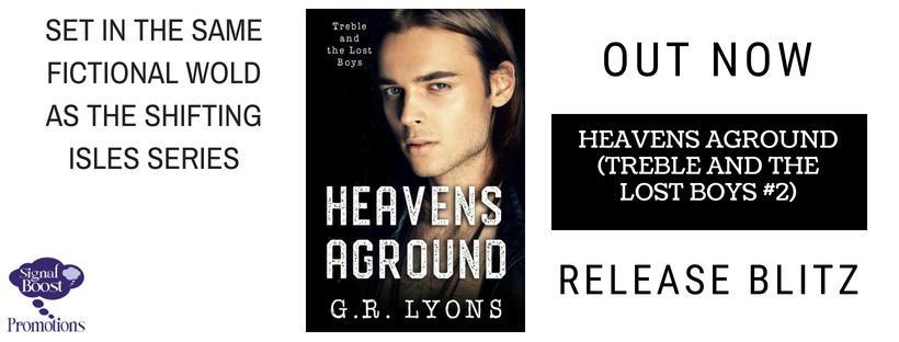 G.R. Lyons - Heavens Aground RBBanner