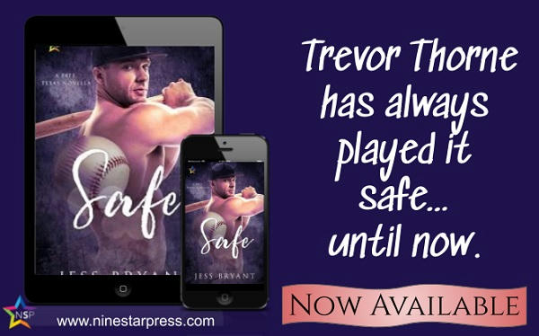 Jess Bryant - Safe Now Available