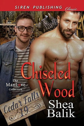 Shea Balik - Chiseled Wood Cover