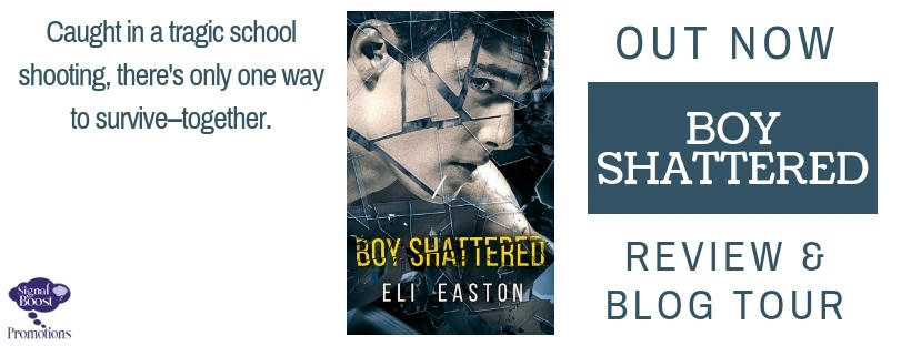 Eli Easton - Boy Shattered RTBanner