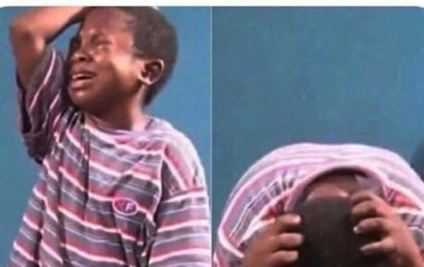 """Conozca a Chinedu Ikedieze el """"nene"""" que llora en WhatsApp"""