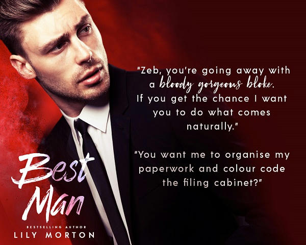Lily Morton - Best Man Teaser1
