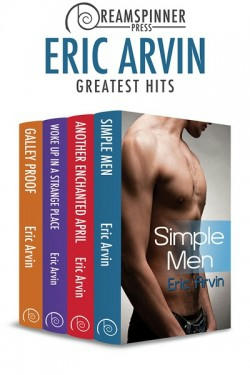 Eric Arvin's Greatest Hits Cover