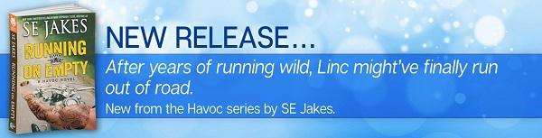 S.E. Jakes - Running On Empty Riptide Banner