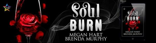 Brenda Murphy & Megan Hart - Soul Burn NineStar Banner