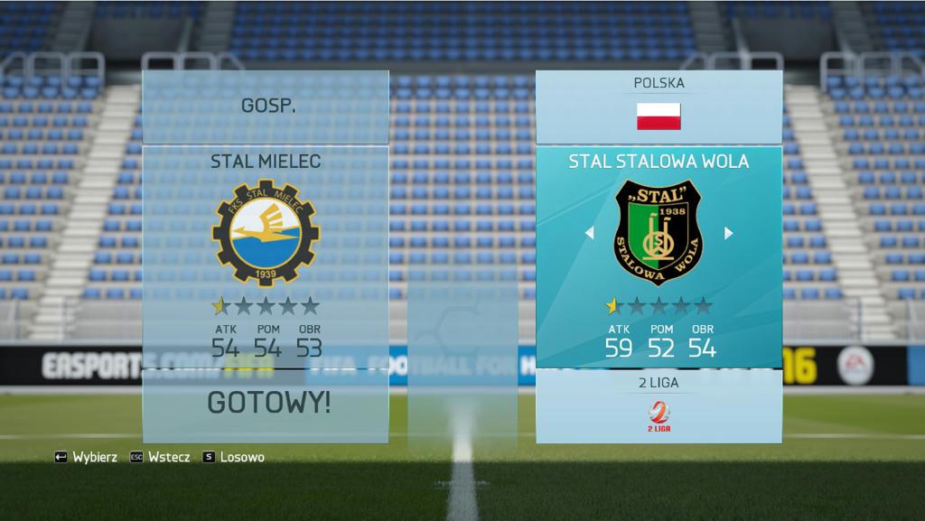 Fifa 14 Polish League Patch 14 Drużyny - YouTube