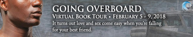 L.A. Witt - Going Overboard TourBanner