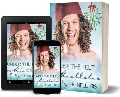 Nell Iris - Under The Felt Mistletoe 3d Promo