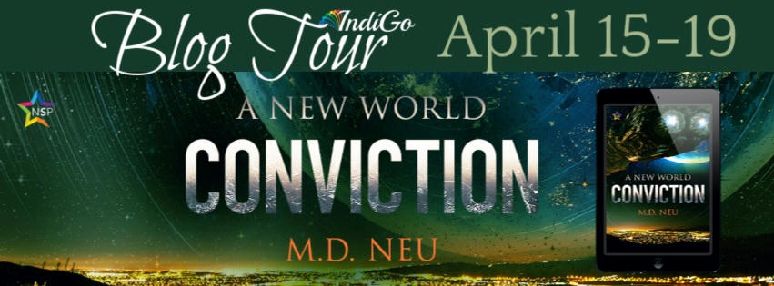 M.D. Neu - Conviction Tour Banner