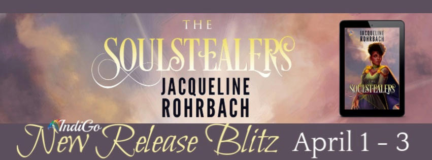 Jacqueline Rohrbach - Soulstealers RB Banner