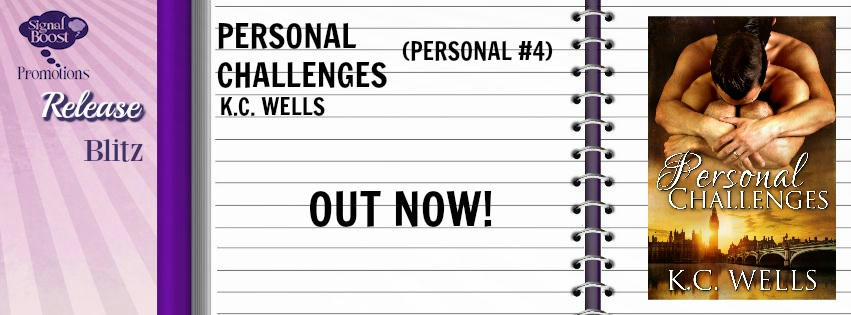 K.C. Wells - Personal Challenges RB Banner