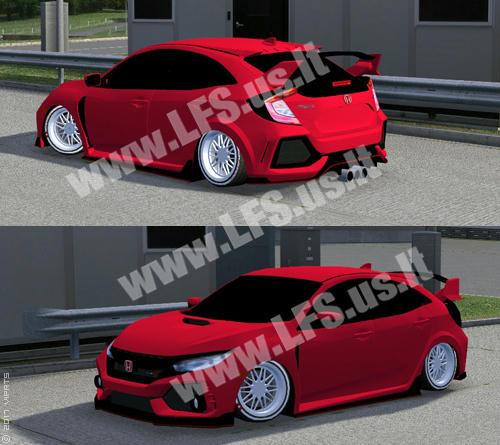 XR - Honda Civic Type R FK8