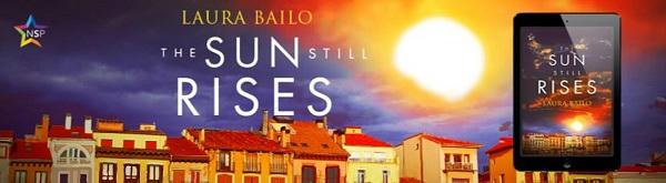 Laura Bailo - The Sun Still Rises NineStar Banner