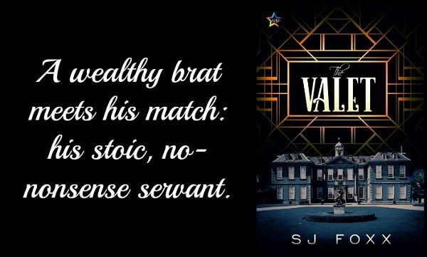 S.J. Foxx - The Valet Teaser Graphic