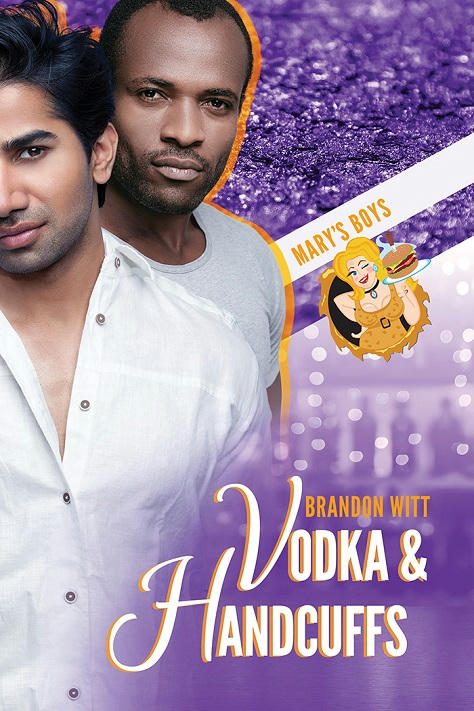 Brandon Witt - Vodka & Handcuffs Cover