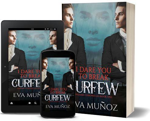 Eva Muñoz - I Dare You to Break Curfew 3d Promo