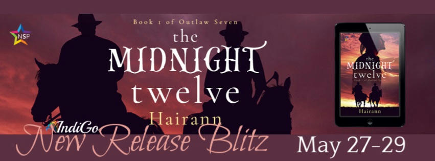 Hairann May - The Midnight Twelve RB Banner
