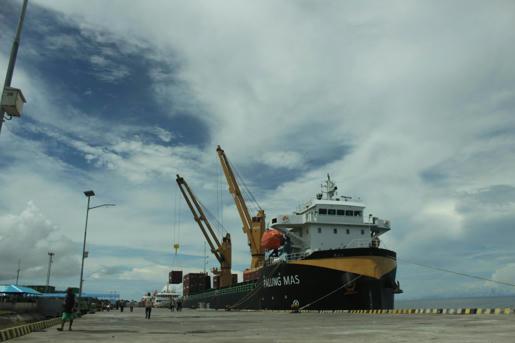 Tiba di Kabupaten Kepulauan Yapen