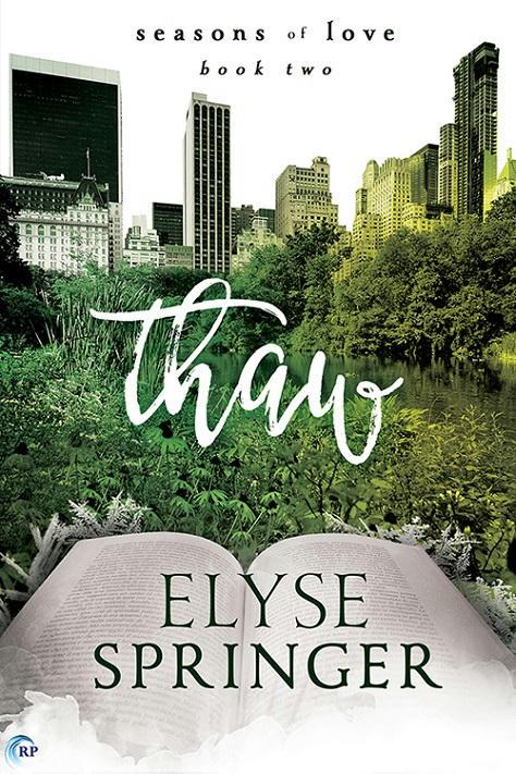 Elyse Springer - Thaw Cover