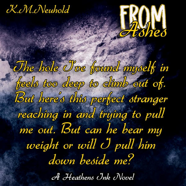 K.M. Neuhold - From Ashes Teaser 1