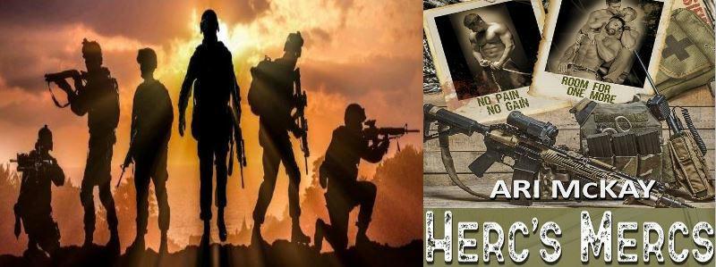 Ari McKay - Herc's Mercs VOL III Banner