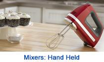 Mixers: Hand Held