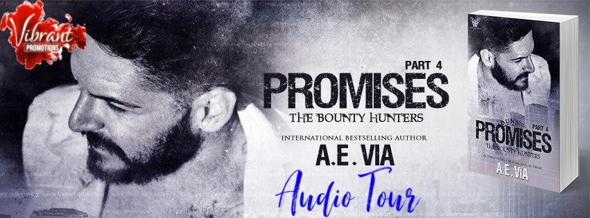 A.E. Via - Promises 4 Audio Tour Banner
