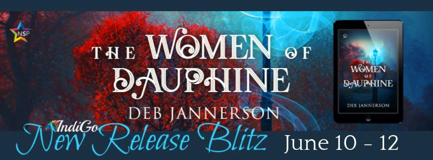 Deb Jannerson - The Women of Dauphine RB Banner