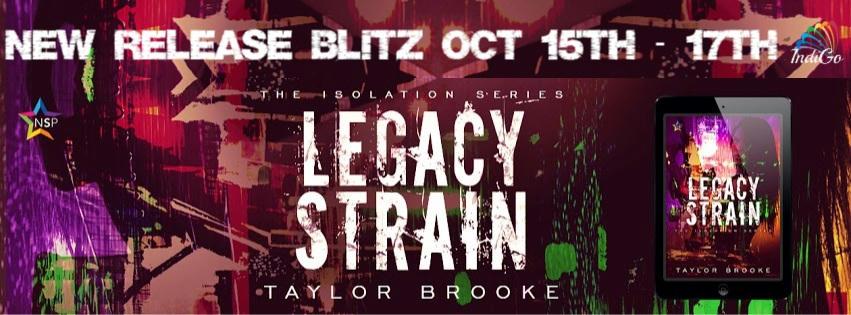 Taylor Brooke - Legacy Strain RB Banner