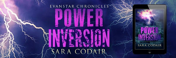 Sara Codair - Power Inversion NineStar Banner