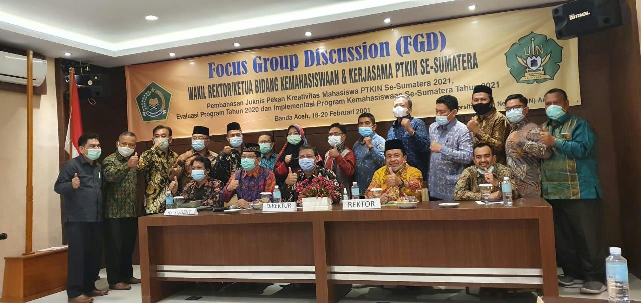 PKM PTKIN se-Sumatera Genjot Prestasi dan Kreativitas Mahasiswa