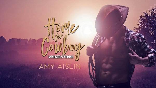 Amy Aislin - Home For A Cowboy Banner 1